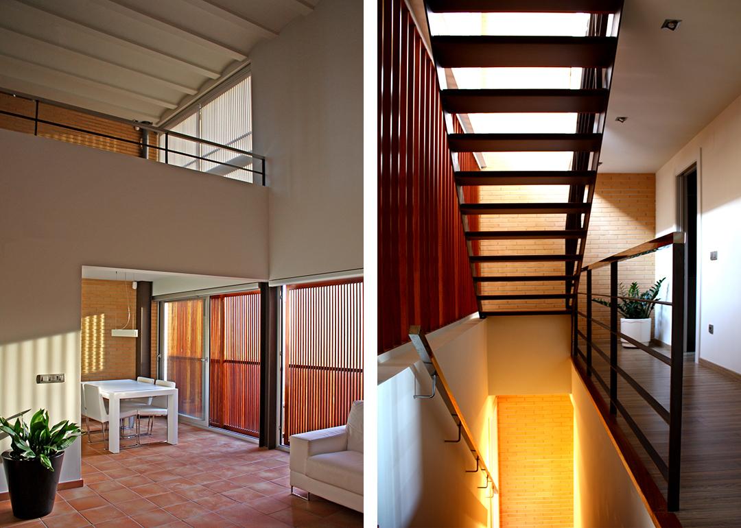 Cristina Prats Arquitectura Casa en La Vall d'Uixó