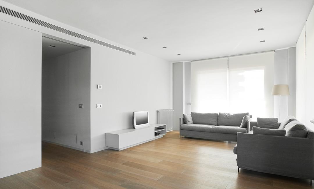 Cristina Prats Arquitectura Interiorismo Casa en Barcelona Sala de estar