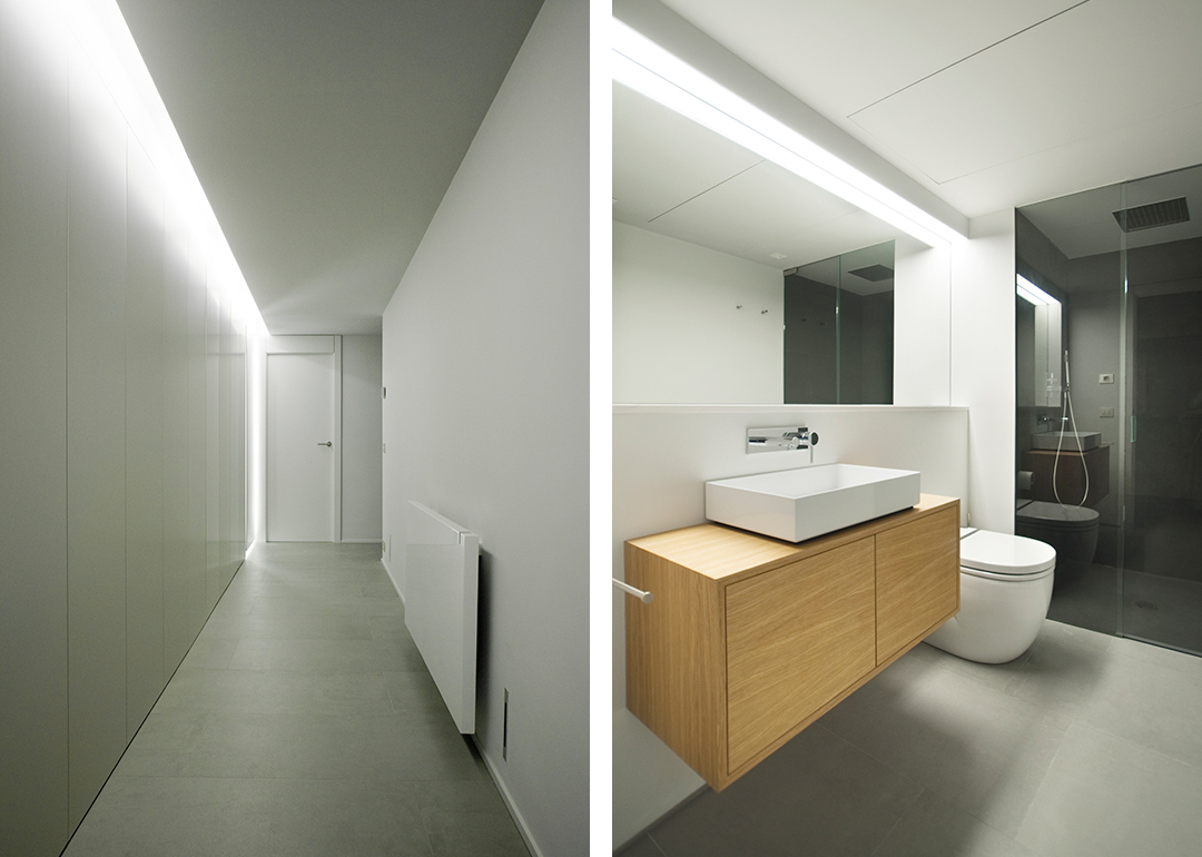 Cristina Prats Arquitectura Interiorismo Casa en Vinaròs Castelló Baño