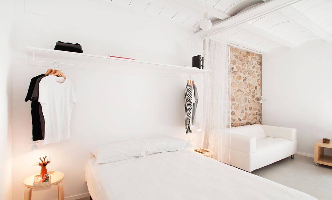 Cristina Prats Arquitectura Rehabilitación Apartamentos Casco antiguo Peñíscola