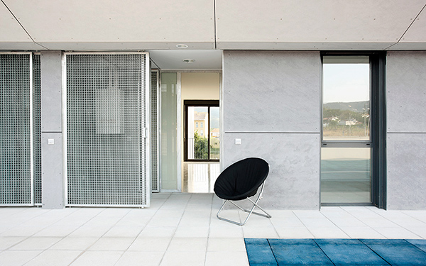 Cristina Prats Arquitectura Viviendas Protección Oficial Incasol en Santa Cristina d'Aro
